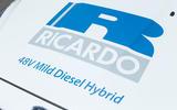 Ricardo's mild hybrid system