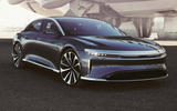 2020 Lucid Air - static front