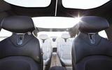 2020 Lucid Air - rear seats