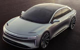 235mph Lucid Air to arrive in 2019 as electric BMW 7 Series rival