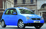 2001 Volkswagen Lupo - static front