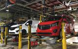 Vauxhall Vivaro vans Luton factory