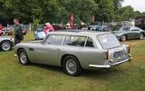 Aston Martin DB5 Radford Shooting Brake
