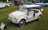 Ghia Fiat 500 Jolly