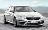 BMW M3 render