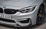 BMW M4 CS LED headlights