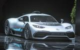 Mercedes-AMG Project One to generate 675kg of downforce