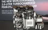 Mercedes-AMG's 2.0-litre M139 engine