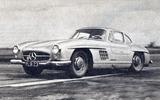 1955 Mercedes-Benz 300 SL front