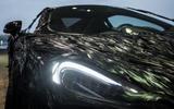 McLaren feather wrap
