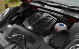 2.0-litre Porsche Macan GTS engine