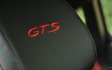 Porsche Macan GTS stitching