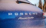 2017 Porsche Macan Turbo Performance Pack