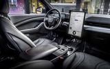Ford Mustang Mach E  interior