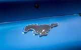 Ford Mustang Mach E badge