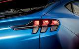 Ford Mustang Mach E lights