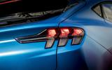 Ford Mustang Mach E lights