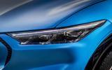 Ford Mustang Mach E light