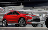 Mitsubishi previews upcoming Qashqai rival ahead of Geneva