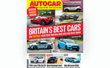 Autocar magazine 25 May - on sale now