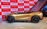 New Delhi Auto Expo 2020 - Mahindra Funster side