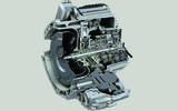ZF 9HP gearbox cutaway