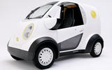 3D printed electric car revealed by Honda