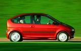 1992 BMW E1 side