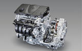 Toyota 2.0-litre Corolla engine