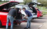 Vauxhall Maloo vs Audi RS6 vs Range Rover Sport SVR