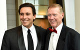 Mark Fields and Alan Mulally