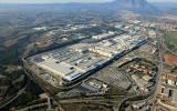 Seat's Martorell plant, Spain