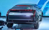 New Delhi Auto Expo 2020 - Maruti Futuro-e rear