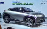 New Delhi Auto Expo 2020 - Maruti Futuro-e front
