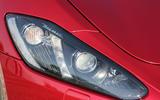 Maserati GranTurismo 2018 first drive review headlights