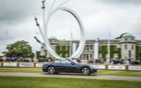 Updated Maserati GranTurismo and GranCabrio run at Goodwood