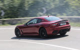 Maserati GranTurismo MC rear
