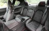Maserati GranTurismo MC rear seats