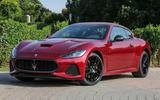 3.5 star Maserati GranTurismo MC