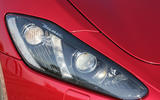 Maserati GranTurismo MC headlights