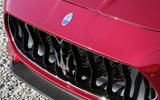 Maserati GranTurismo MC front grille