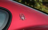Maserati GranTurismo MC badging