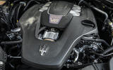 3.0-litre V6 Maserati Levante S GranSport petrol engine