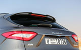 Maserati Levante S GranSport rear end