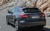 Maserati Levante S GranSport rear