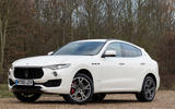 4 star Maserati Levante S GranSport