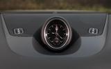 Maserati Levante S GranSport analogue clock