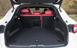 Maserati Levante S GranSport boot space
