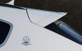 Maserati Levante S GranSport rear spoiler