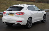 Maserati Levante S GranSport rear